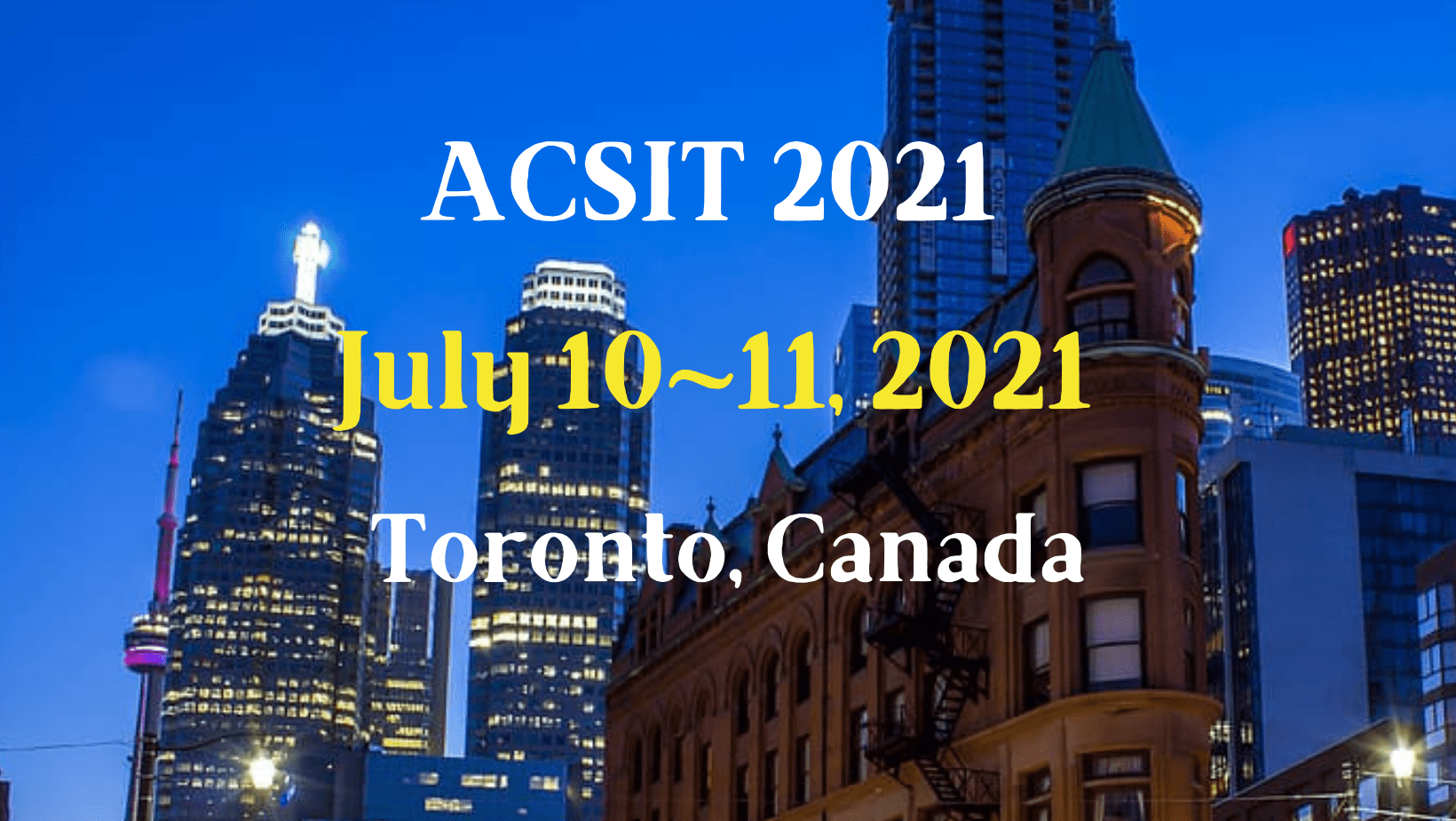 9th International Conference of Advanced Computer Science & Information Technology (ACSIT 2021)