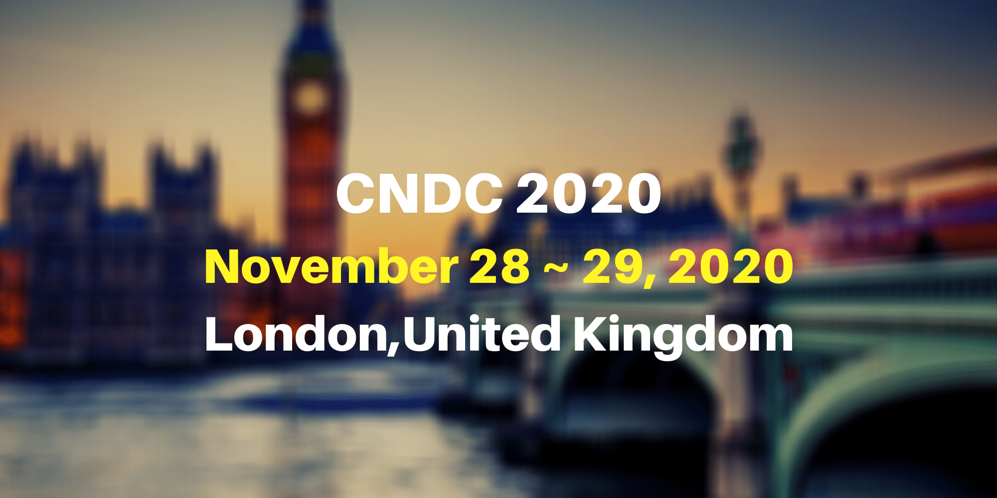 7th International Conference on Computer Networks & Data Communications (CNDC 2020)