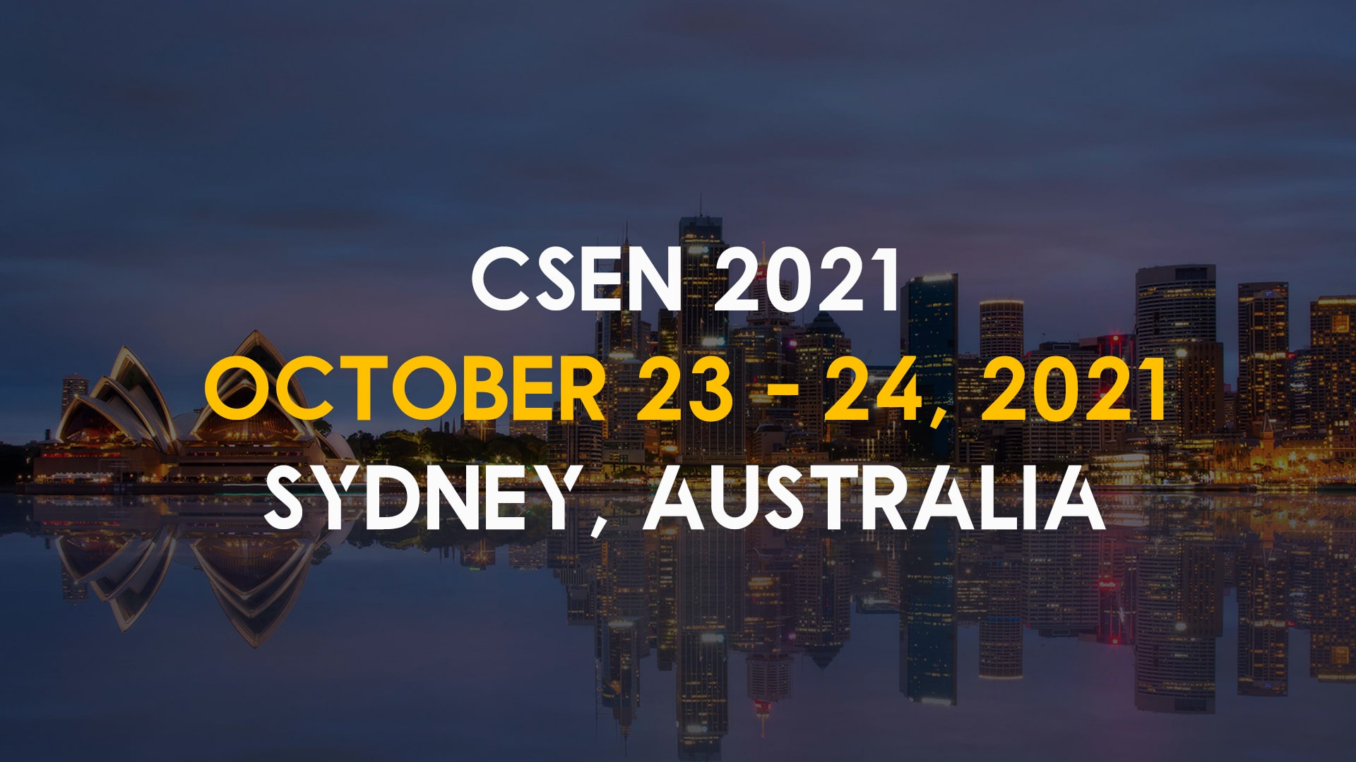 8th International Conference on Computer Science and Engineering (CSEN 2021)