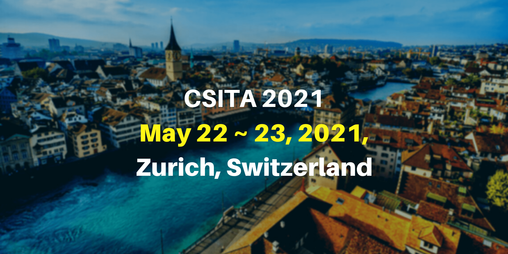 7th International Conference on Computer Science, Information Technology and Applications (CSITA 2021)