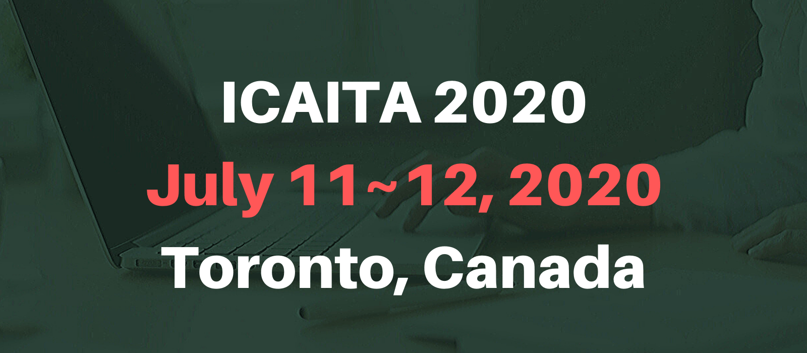 9th International Conference on Advanced Information Technologies and Applications (ICAITA 2020)