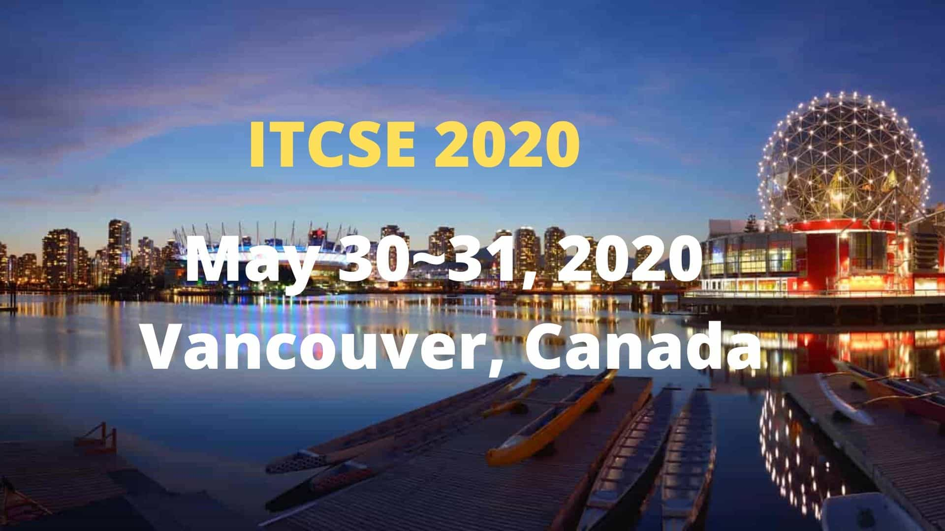 9th International Conference on Information Technology Convergence and Services (ITCSE 2020)