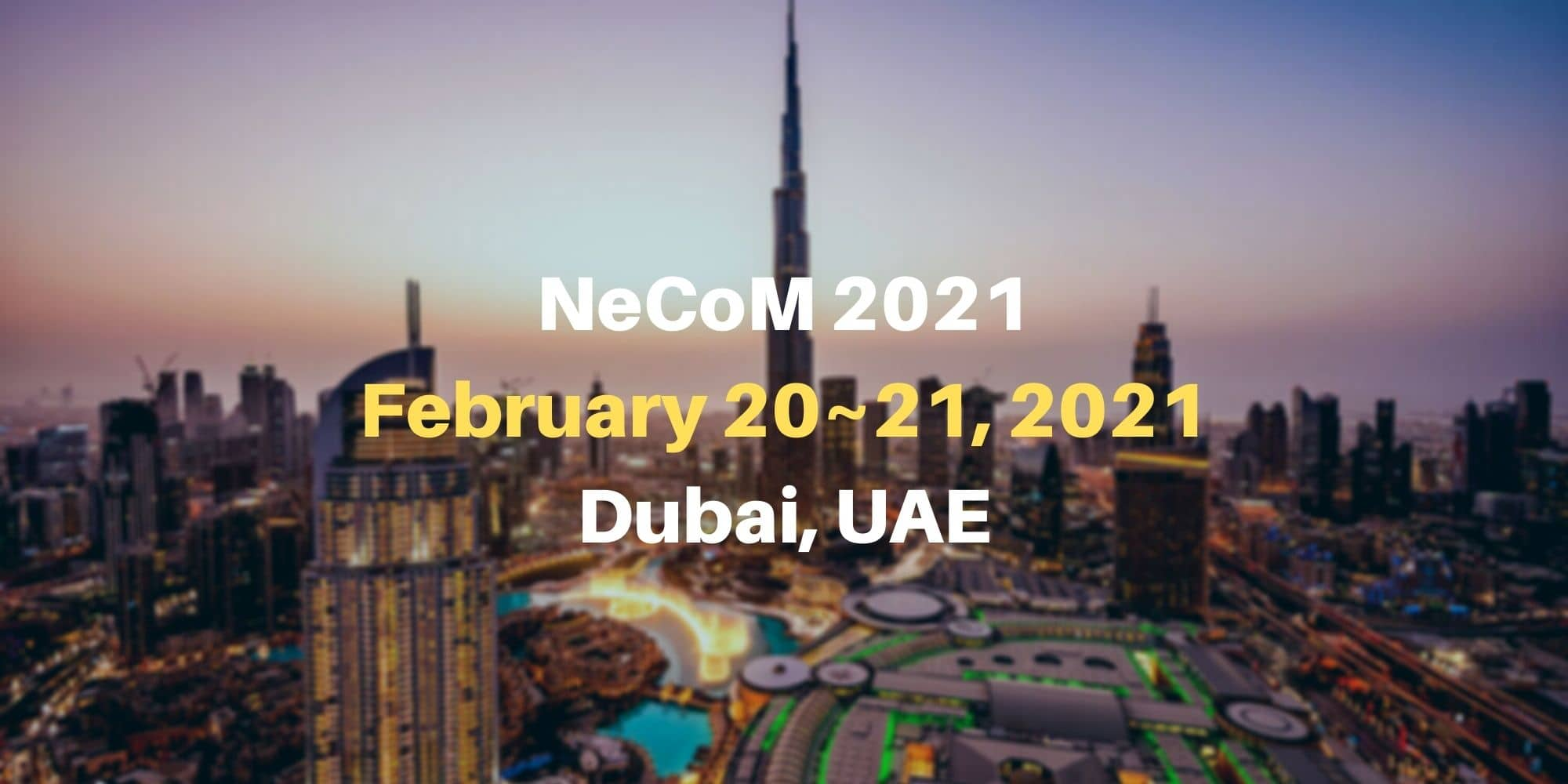 13th International Conference on Networks & Communications (NeCoM 2021)